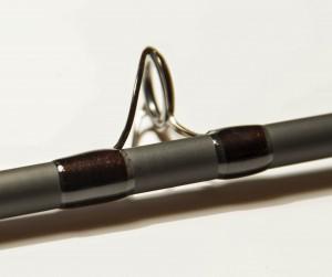 Ligatures anneaux couleur chocolat