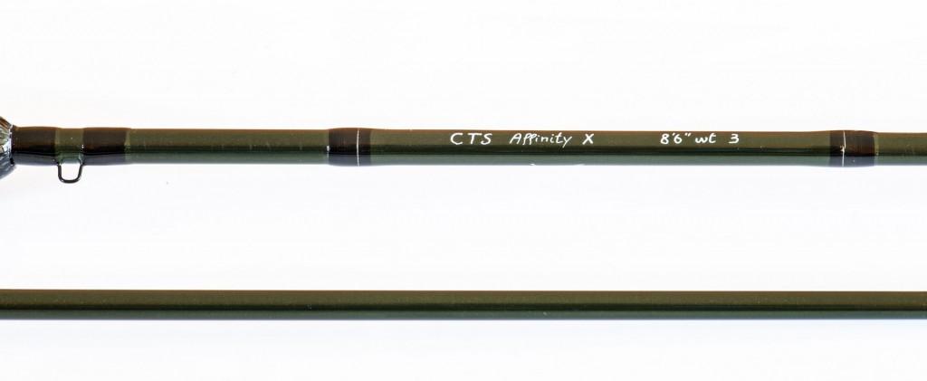 CTS Affinity X 8 pieds 6 pouces soie 3 (6)